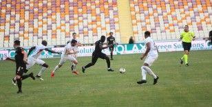 Süper Lig: Yeni Malatyaspor: 0 – Gençlerbirliği: 0 (İlk yarı)