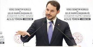 Bakan Albayrak: Türkiye'nin ekonomik krize gireceğini söyleyenler pandemi dönemimizdeki performansımızla hüsrana uğradı