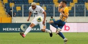 MKE Ankaragücü, sahasında Aytemiz Alanyaspor'a 4-1 mağlup oldu