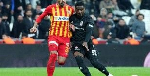 Kayserispor ile Beşiktaş 48. randevuda