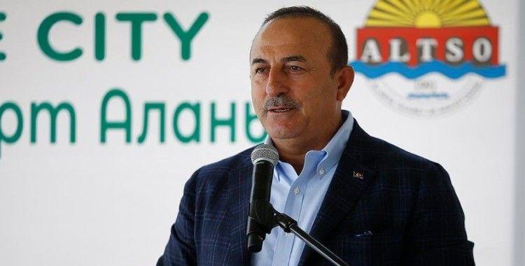 Dışişleri Bakanı Çavuşoğlu: Kovid-19 ile mücadelede en başarılı ülkelerden biri olduk
