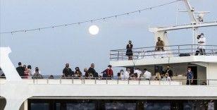 İstanbul Boğazı'nda teknelerde denetim