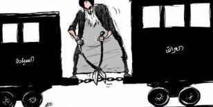 Sistani yanlıları Bağdat'taki Yeşil Bölge'ye girmeye çalıştı