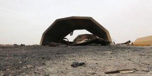 Libya'daki Vatiyye Üssü'ne hava saldırısı düzenlendi
