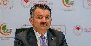 Tarım ve Orman Bakanı Pakdemirli: Dijital Tarım Pazarı gıda enflasyonuna çözüm olacak