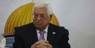 Filistin Devlet Başkanı Abbas: Uluslararası dörtlü komisyon gözetiminde İsrail ile müzakerelere hazırız