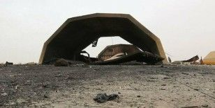 Libya'da Türk askerlerinin bulunduğu üsse hava saldırısı