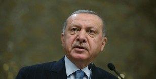 Cumhurbaşkanı Erdoğan Kırgızistan Cumhurbaşkanı Ceenbekov ile görüştü