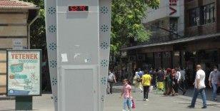 Gaziantep'te termometreler 52 dereceyi gösterdi