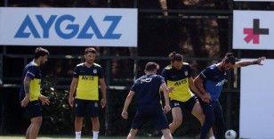 Fenerbahçe, Gençlerbirliği hazırlıklarını tamamladı