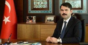 Bakan Kurum: 'Biz Salda'yı da Türkiye'deki tüm doğal alanları da edebimiz ile koruyacağız'
