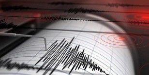 İran'da 4.4 büyüklüğünde deprem