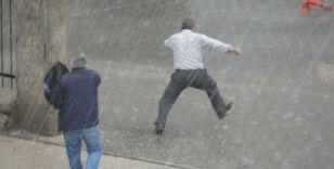 AKOM'dan kuvvetli yağmur uyarısı