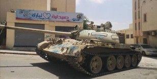 Libya'da Hafter saflarındaki yabancı paralı askerlerin sayısı artıyor