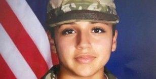 ABD'de bir askeri üste, tacize uğradığını söyleyen kadın asker vahşice öldürüldü