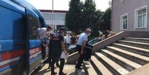 Patlamayla ilgili 4 şahıs tutuklanarak cezaevine gönderildi