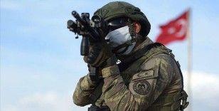 MSB: Fırat Kalkanı bölgesinde saldırı hazırlığındaki 2 terörist etkisiz hale getirildi