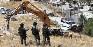 İsrail Kovid-19'a rağmen Filistinlilerin evlerini yıkmaya devam ediyor