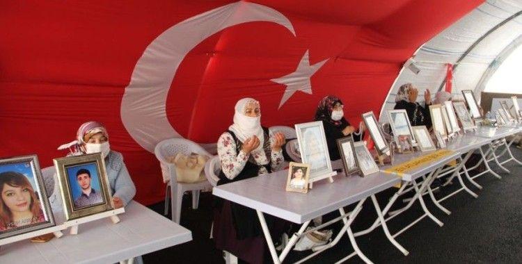HDP önündeki ailelerin evlat nöbeti 309'uncu gününde