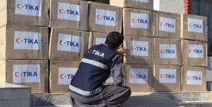 TİKA'dan Afganistan'a tıbbi yardım