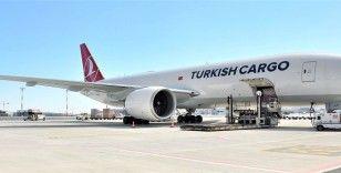 Dünya'da taşınan her 20 hava kargodan 1'i Turkish Cargo ile yükseliyor