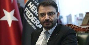 HİS Başkanı Yasin Bölükbaşı, Avrupa spor elçisi olarak görevlendirildi