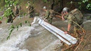 Japonya'daki sel felaketinde ölü sayısı 57'ye yükseldi
