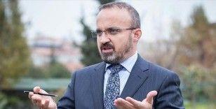 AK Parti Grup Başkanvekili Turan: 'Bu bir reform paketi, baro başkanları eşit temsil edilsin istiyoruz'