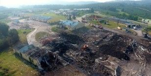 Sakarya'daki patlamaya ilişkin havai fişek fabrikasının 2 sahibinden biri tutuklandı