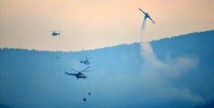 Orman yangınlarıyla mücadeleye 'teknolojik' imza