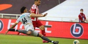 Süper Lig: Sivasspor: 0 - Yeni Malatyaspor: 1