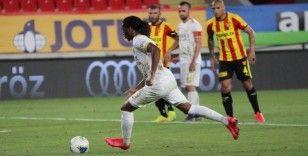 Süper Lig: Göztepe: 2 - Ankaragücü: 2