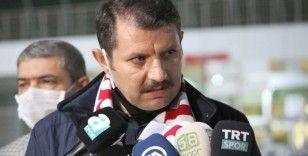 Milli heyecan Sivas'ta yaşanacak