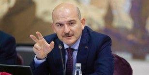 Bakan Soylu: 'Bu mücadelede çok başarılı sonuçlar elde edeceğiz'