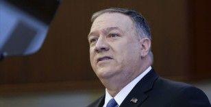 Çin, ABD Dışişleri Bakanı Pompeo'yu 'siyasi virüs yaymayı bırakmaya' çağırdı
