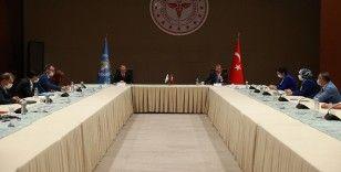 Sağlık Bakanı Koca. İnsani ve Sağlık Acil Durumlarına Hazırlık DSÖ Ofisi'ni İstanbul'da hayata geçiriyoruz