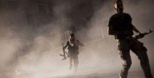 El Bab kentinde Suriye Milli Ordusu ile Esad rejimi arasında şiddetli çatışma