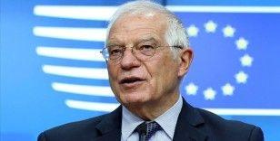 AB Yüksek Temsilcisi Borrell: Türkiye ile ilişkilerimizdeki olumsuz eğilimi sonlandırmalıyız