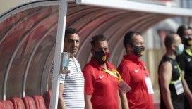 Eskişehirspor gençlerle devam ediyor
