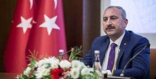 Adalet Bakanı Gül: Ayasofya'nın tekrar ibadete açılmasının hukuki bir gereklilik olduğunu düşünüyorum