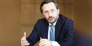 Fahrettin Altun: 'Hak ve hürriyetlerime yönelik müdahalelere karşı kendimi koruyacağım'