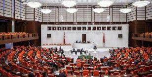 Barolara ilişkin kanun teklifinin 12 maddeden oluşan birinci bölümü kabul edildi