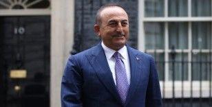 Dışişleri Bakanı Çavuşoğlu: İngiltere'yle serbest ticaret anlaşması imzalamaya çok yakınız