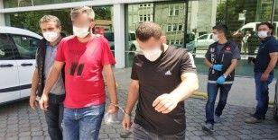 Samsun'da uyuşturucu ticaretinden 2 tutuklama, 3 adli kontrol