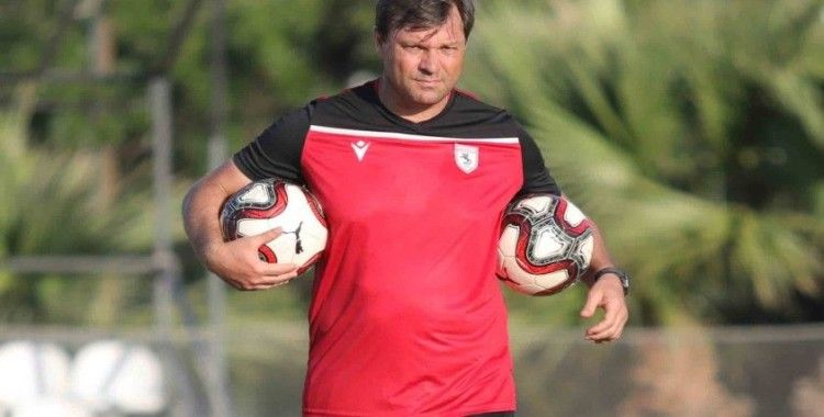 Ertuğrul Sağlam: 'TFF 1. Lig'de bizi birbirinden zorlu rakipler bekliyor'