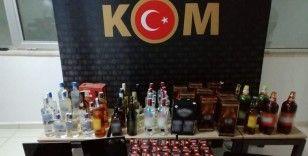 Edirne'de kaçakçılık operasyonu