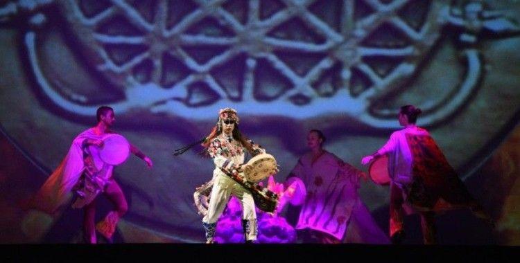 'Anadolu Ateşi' 20. yılını Yenikapı'da kutladı