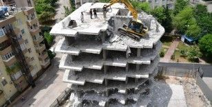 Çetin: 'Kaçak binayı affetmem'