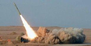 Bağdat'taki Yeşil Bölge'ye yönelik füze saldırısı engellendi