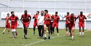 Sivasspor, Fenerbahçe maçına hazırlanıyor